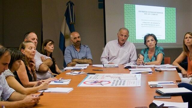 La Comisión de Sanidad Avícola analizó la situación de la gripe aviar en Chile