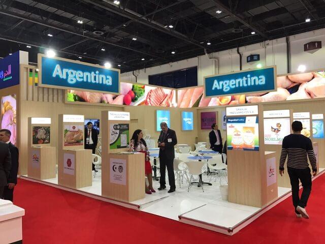 La participación de la Avicultura Argentina en Gulfood 2017