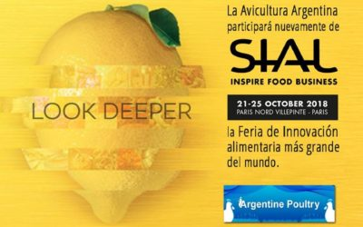 La Avicultura Argentina participará nuevamente de SIAL Paris, entre el 21 y el 25 de Octubre.