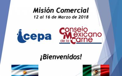 MISION COMERCIAL INVERSA México/Argentina