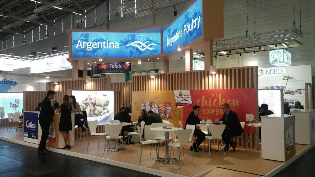 ARGENTINE POULTRY en ANUGA 2017