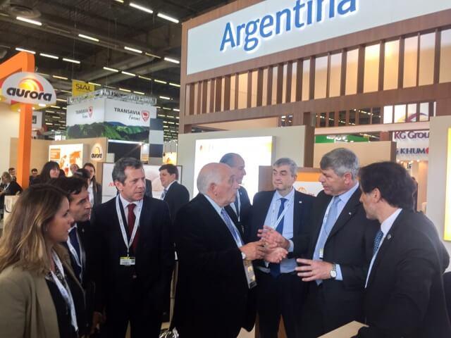 La Avicultura Argentina estuvo presente en SIAL