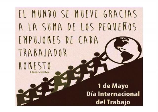 1º de Mayo – Día Internacional de los Trabajadores