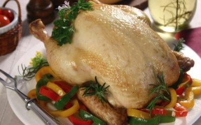 Porqué usted puede estar seguro del pollo que consume