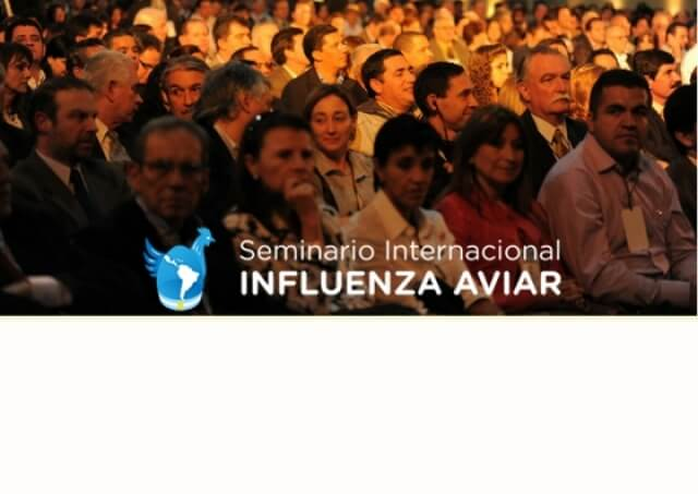 Seminario Internacional de Influenza Aviar – 7 y 8 de junio de 2017